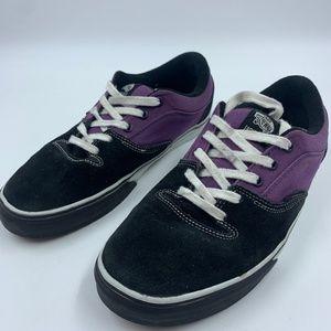 Vans Sneakers mens 9 Rowley Off the Wall skater